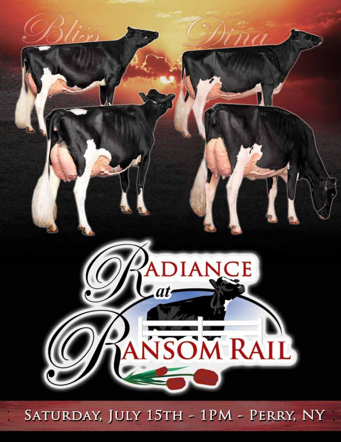 368064fa59ab Radiance at Ransom Rail by Cowsmopolitan - issuu