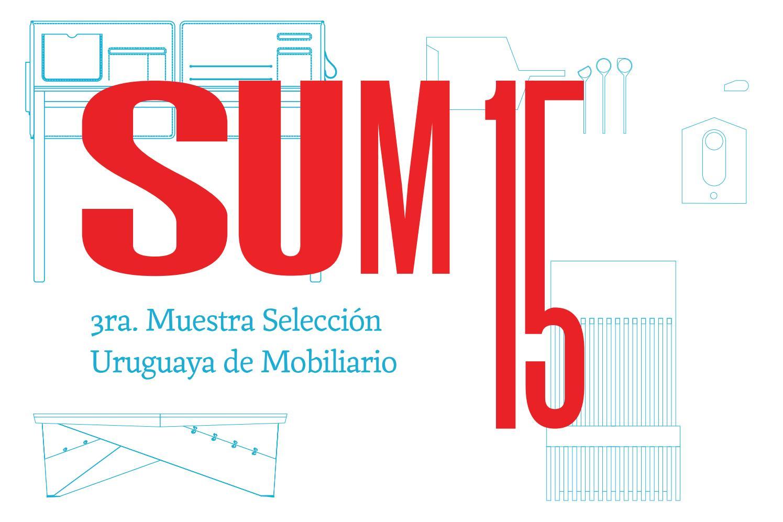 C Talogo Sum 15 3ra Muestra Selecci N Uruguaya De Mobiliario By  # Muebles Artesanales Casa Muar