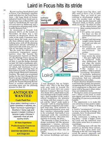 Leaside Life issue 62 July 2017 by Leaside Life - issuu