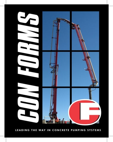 "*NEW* Con Forms Concrete Placing Line Elbow 5/"" PB504524D Pump Boom"