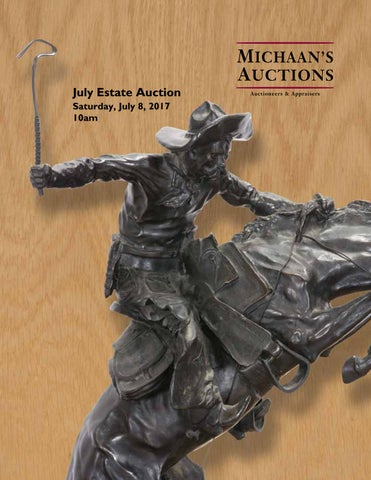 5c6f1a6e5dee July Estate Auction catalog by Michaan s Auctions - issuu