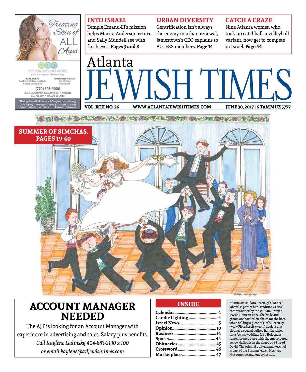 Atlanta Jewish Times 9e9c3b4bf833