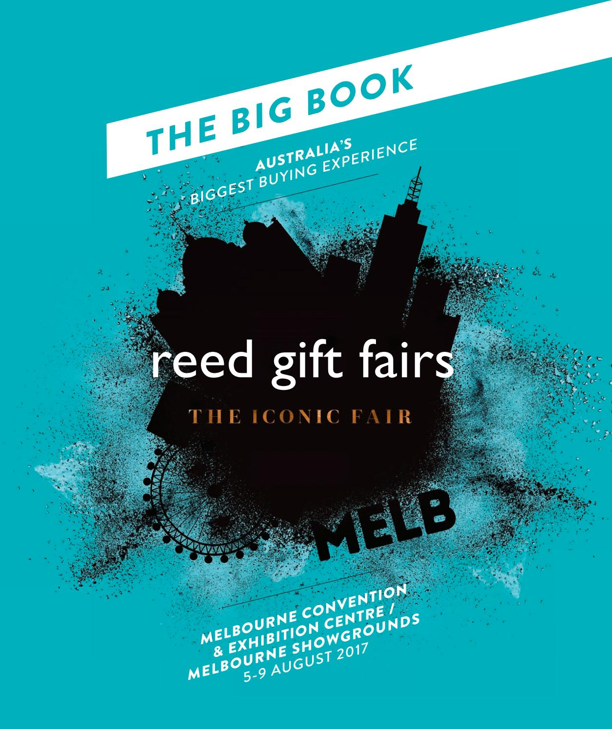 the big book reed gift fairs melbourne august by reed exhibitions australia issuu