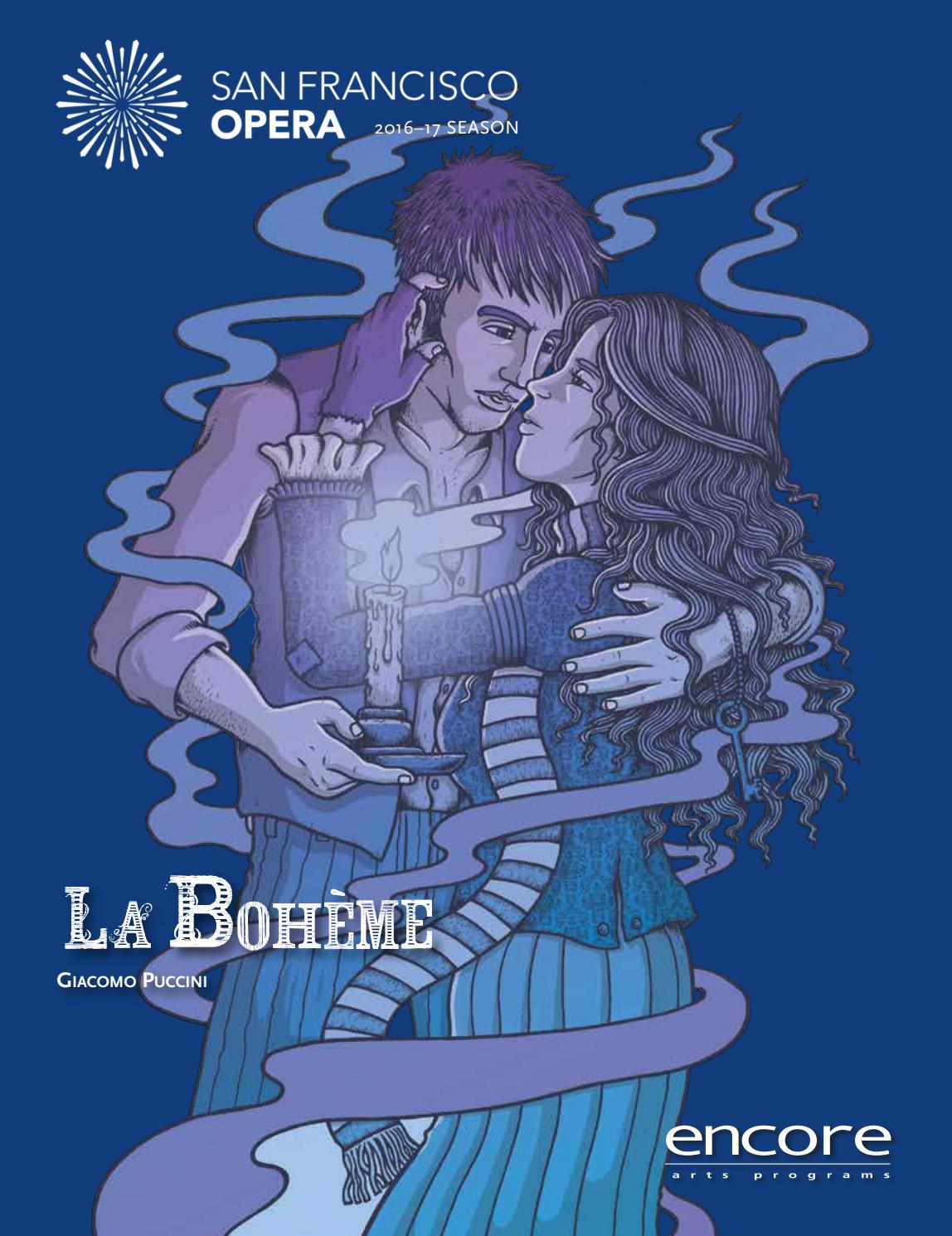 Boheme program by San Francisco Opera - issuu 50cc8acc1c4