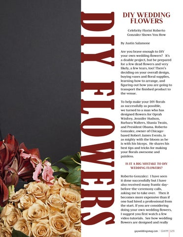 Page 125 of DIY Wedding Flowers