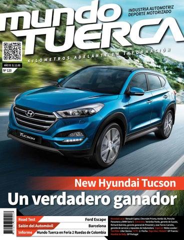 1cf80f471c8a3 Revista Mundo Tuerca N° 106 by MundoTuerca - issuu