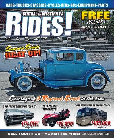 Rides! Magazine - June 29, 2017 by Stott Media - issuu