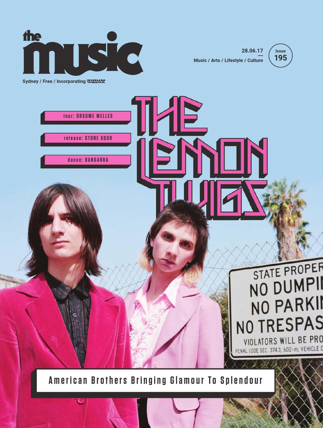 The Music (Sydney) Issue #195 by TheMusic com au - issuu