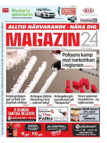 Mag24 2017 06 28 by magazin24 - issuu 2b64602444032