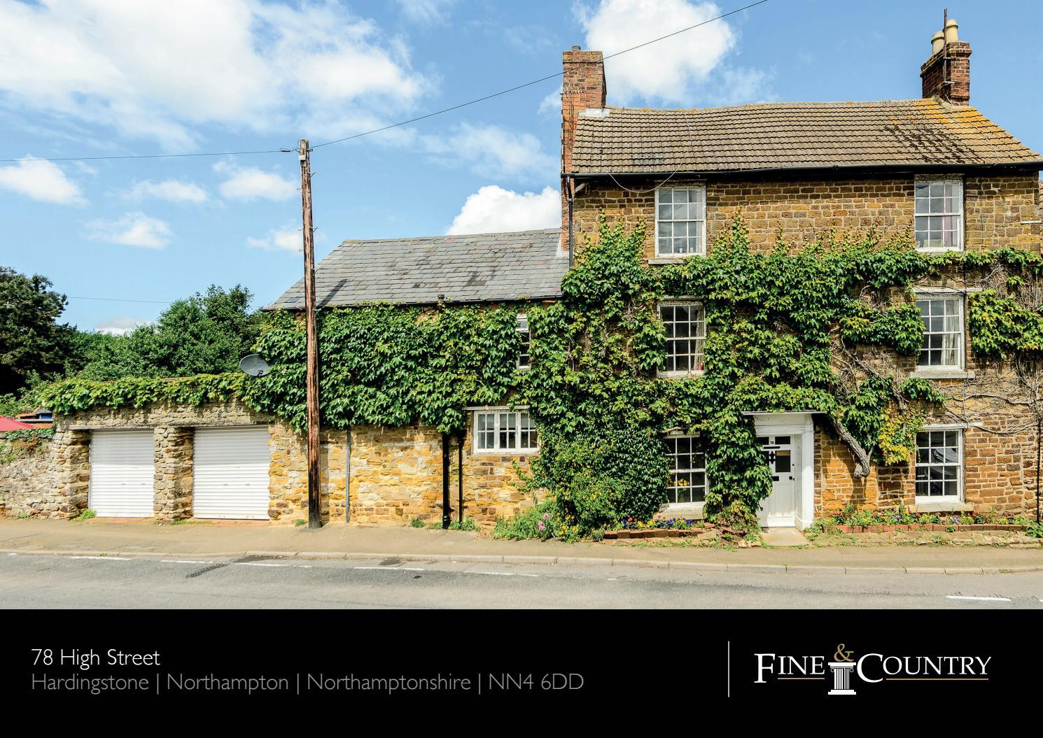 High Street Hardingstone Northampton
