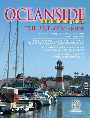 c705ad1f5c7 2016 OCEANSIDE Community Guide - The Best of OCEANSIDE by Oceanside ...