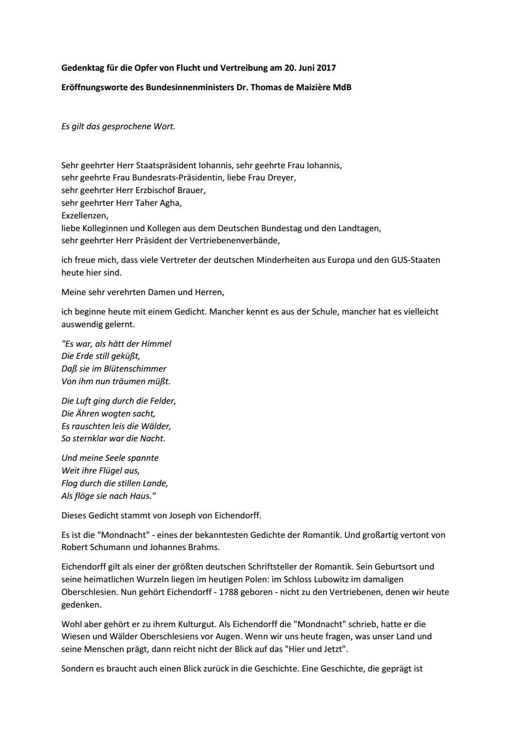 170620 Gedenktag Erc3b6ffnung De Maiziere By Hartmut