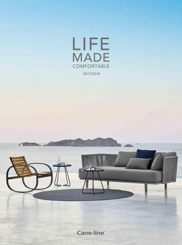 Cane Line Outdoor By Kaiser Design Issuu - The-impressive-lava-modular-sofa-system