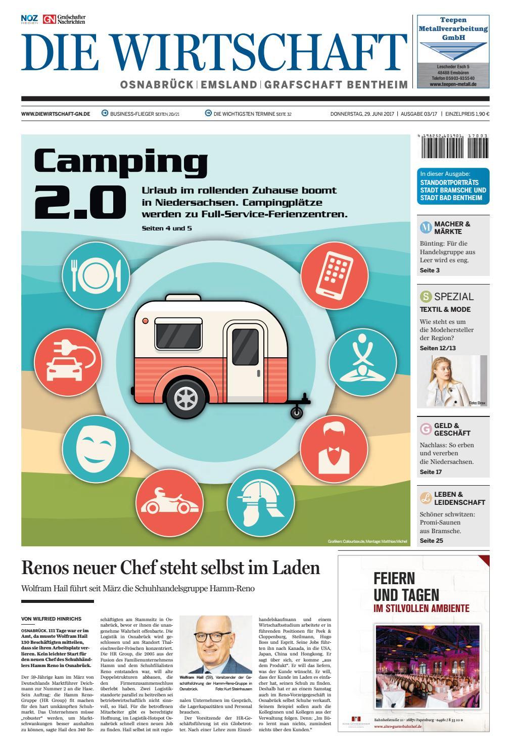 Die Wirtschafts Juni 2017 by Grafschafter Nachrichten - issuu