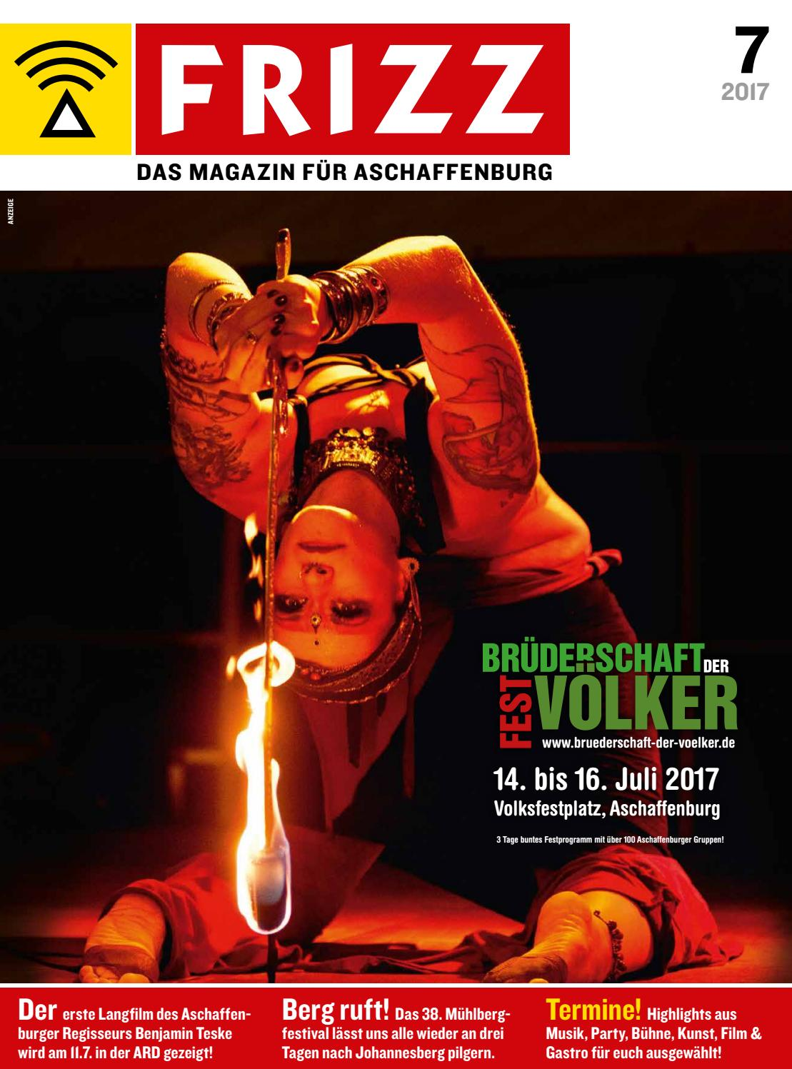 FRIZZ Aschaffenburg 07|2017 by MorgenWelt Verlag - issuu