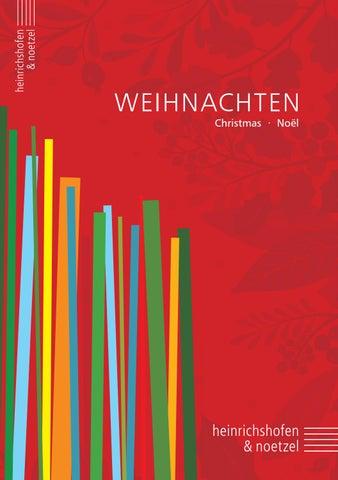 Weihnachten by Heinrichshofen - issuu