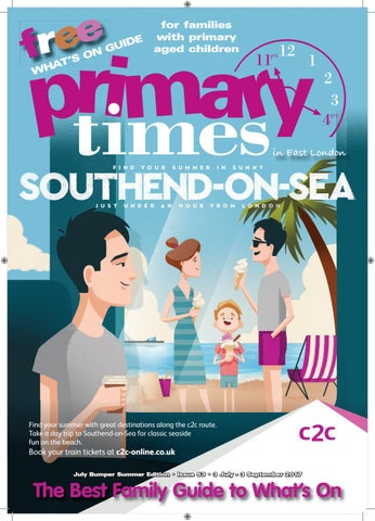 East London Bumper Summer 2017 Primary Times by Alison Watson - issuu
