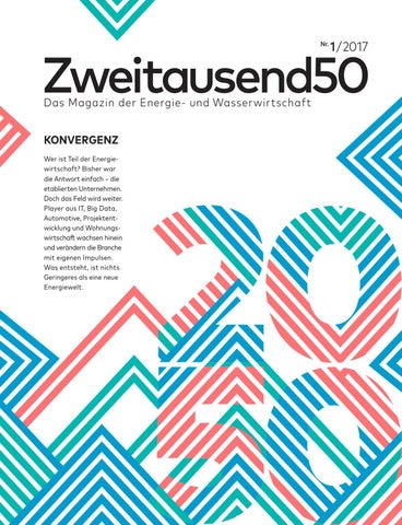 Bdew Magazin Zweitausend50 12017 By Bdew Issuu