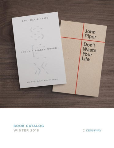 Winter 2018 book catalog by crossway issuu page 1 malvernweather Gallery
