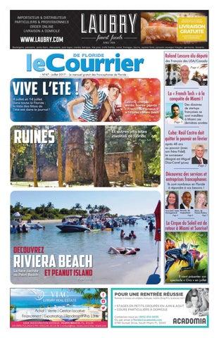 Le Courrier de Floride   Juillet 2017 by CourrierUSA - issuu 36edc752f00