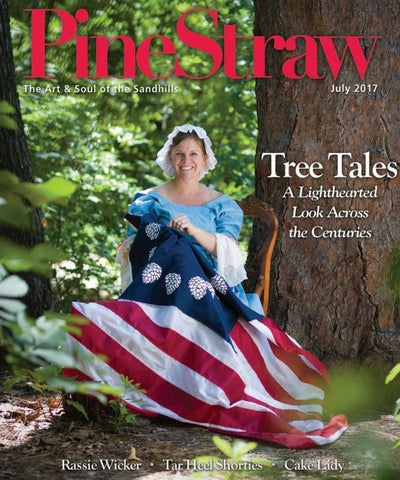 wholesale dealer 94307 c184f July PineStraw 2017 by PineStraw Magazine - issuu