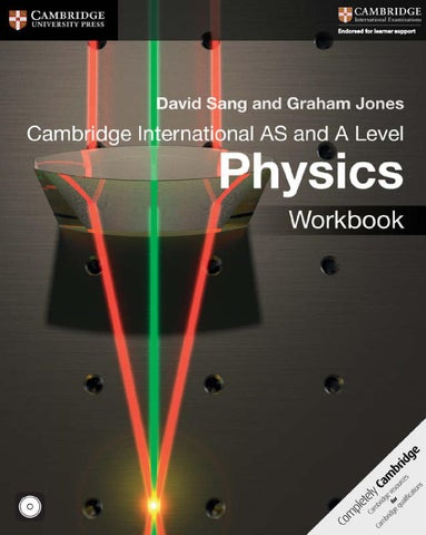 Preview Cambridge International AS and A Level Physics