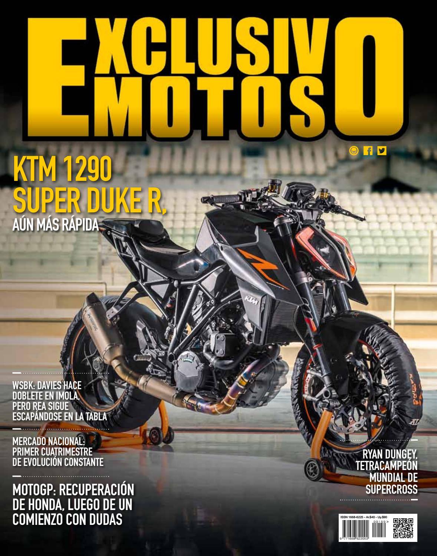 EXM 159 - Junio 2017 by Exclusivo Motos - issuu