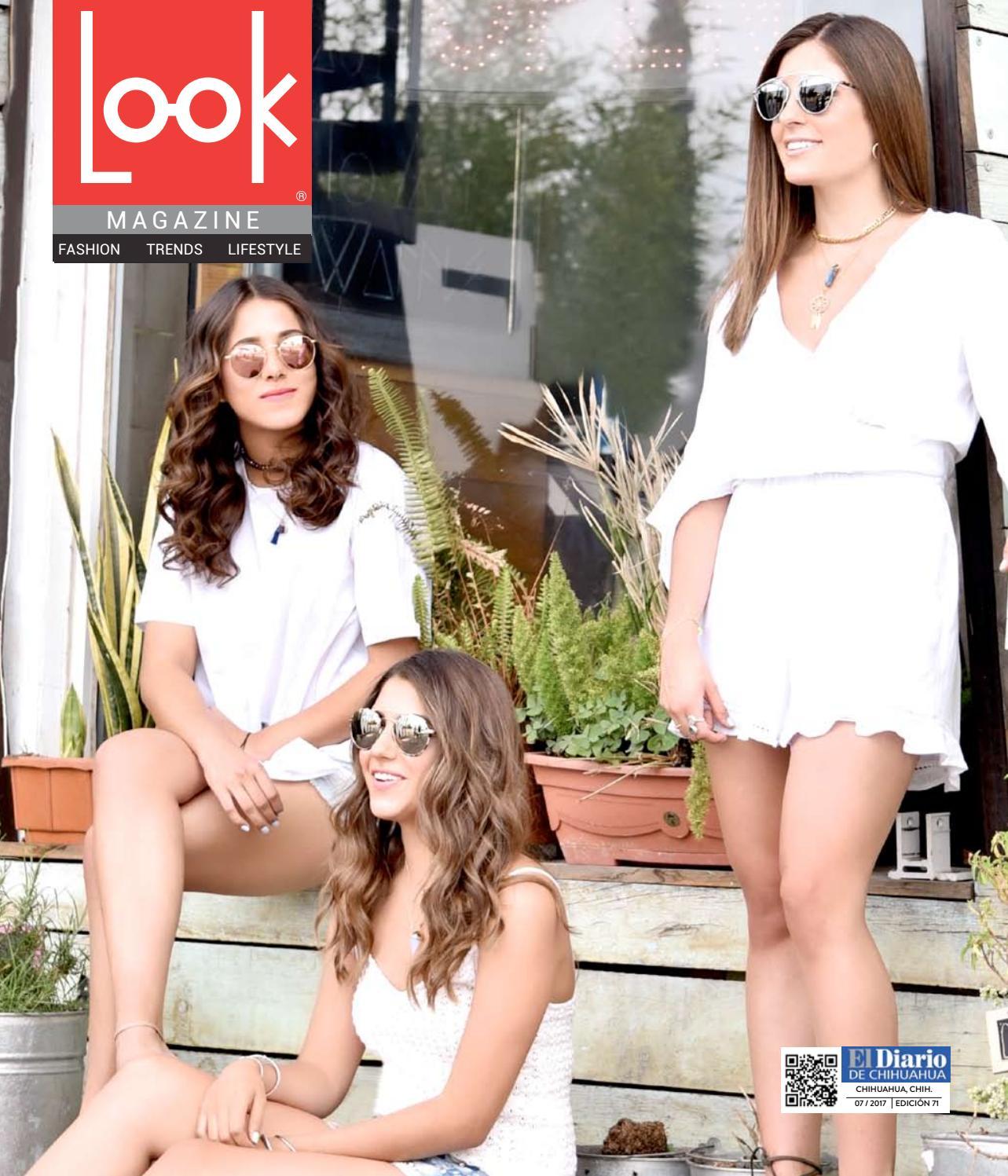 Febrero 2017 By Look Magazine Issuu # Muebles Batista Chihuahua