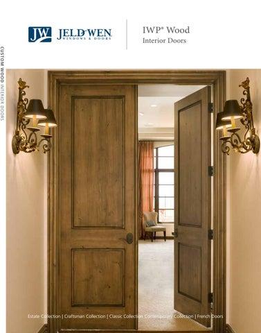Jeld Wen Custom Wood Interior Doors 2017 By Meek 39 S Lumber Hardware Issuu