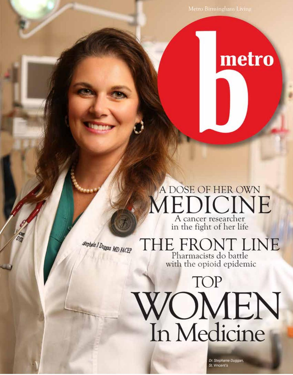 b metro s top women in medicine by fergus media   issuu