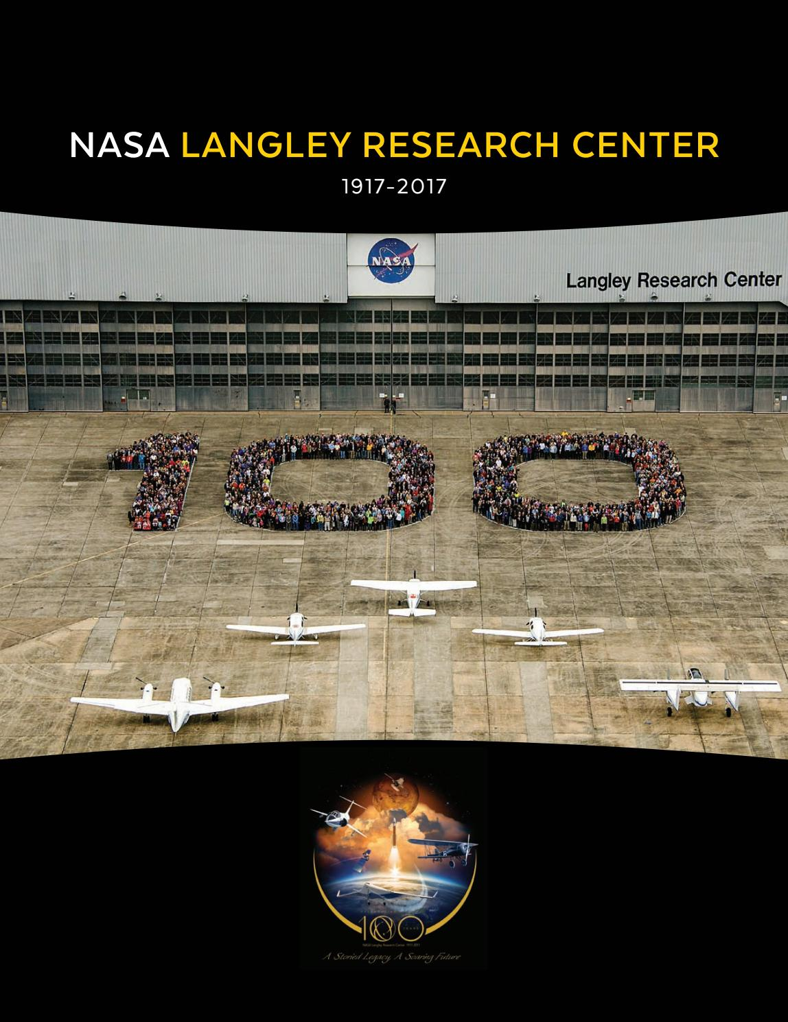 Nasa Langley Research Center 1917 2017 By Faircount Media Group Issuu Infrared Video Of A Hovering Lander