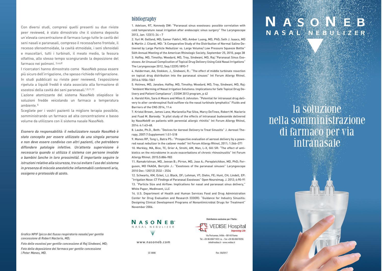 Nasoneb nasal nebulizer by vedise hospital issuu for Seni diversi