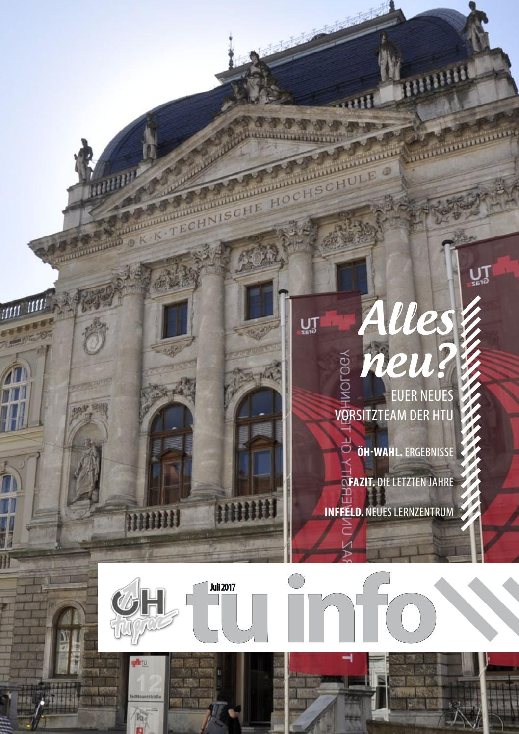 tu info 07 2017 by HTU Graz - issuu