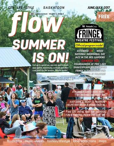 Flow Magazine Junejuly 2017 By Flow Magazine Issuu