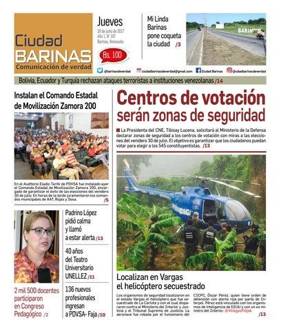 Ciudad Barinas Redes 4 By Ciudad Barinas Issuu