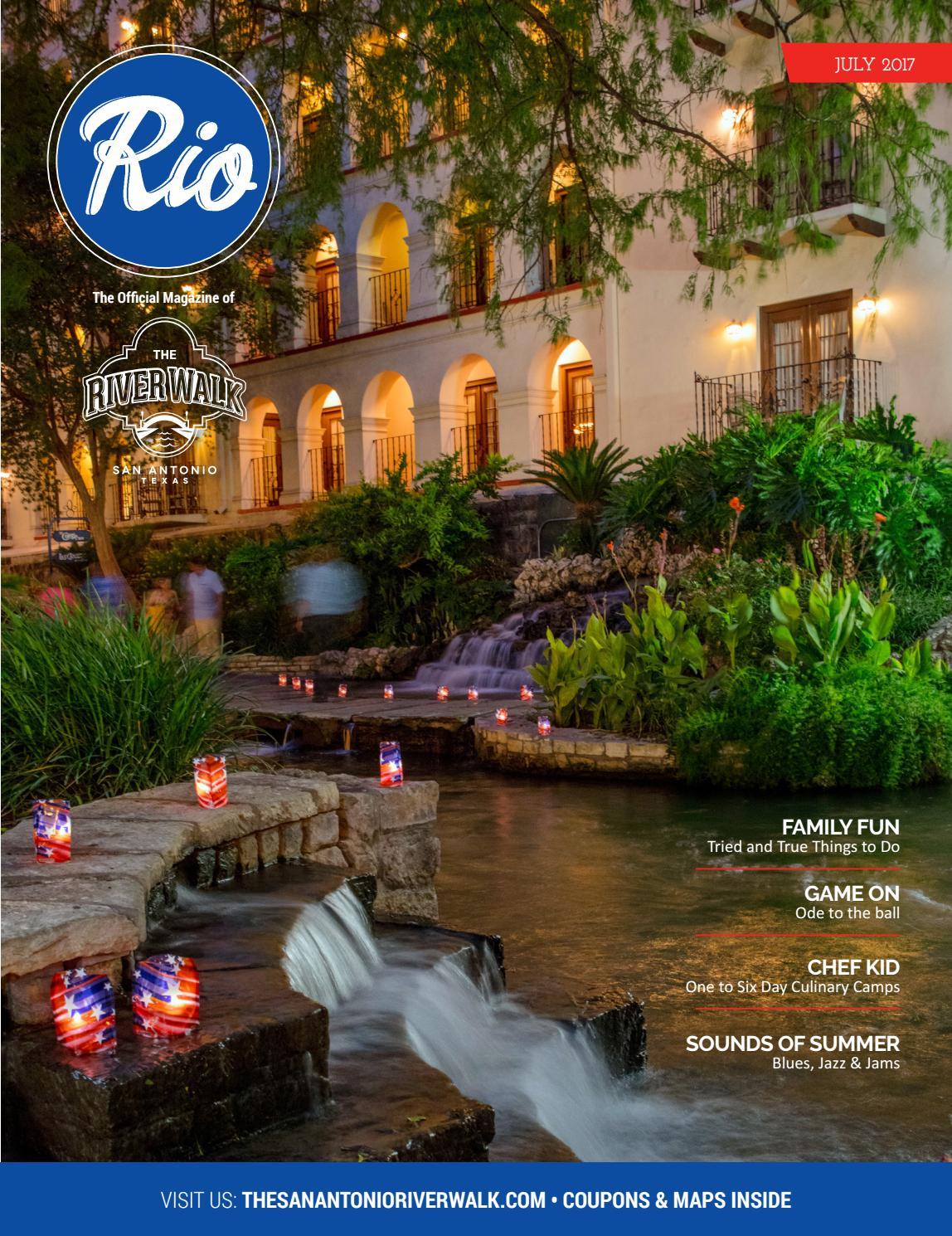 RIO MAGAZINE JULY 2017 by Traveling Blender - issuu