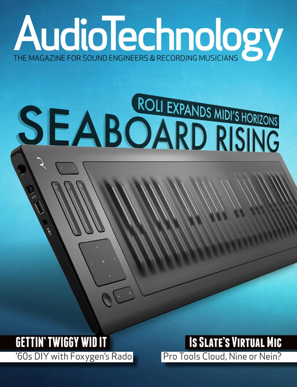 Audiotechnology App Issue 39 By Alchemedia Publishing Issuu Clap Sensitive Relay With On Off Feature