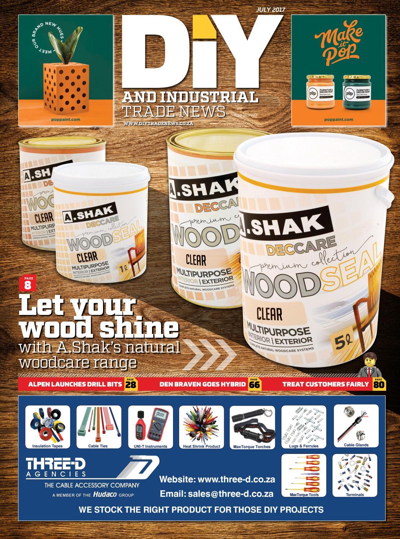 f17d9a2b40a2 DIY and Industrial Trade News - July 17 by New Media Publishing B2B - issuu