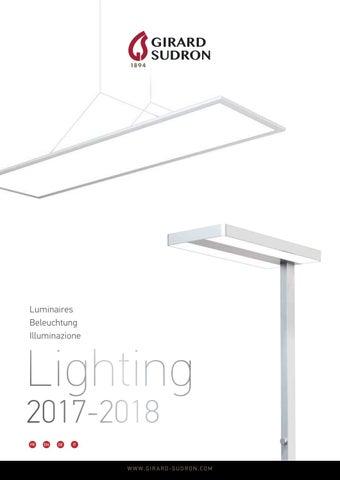 Girard Sudron - Luminaries Catalog 2017/2018 by Girard Sudron - issuu
