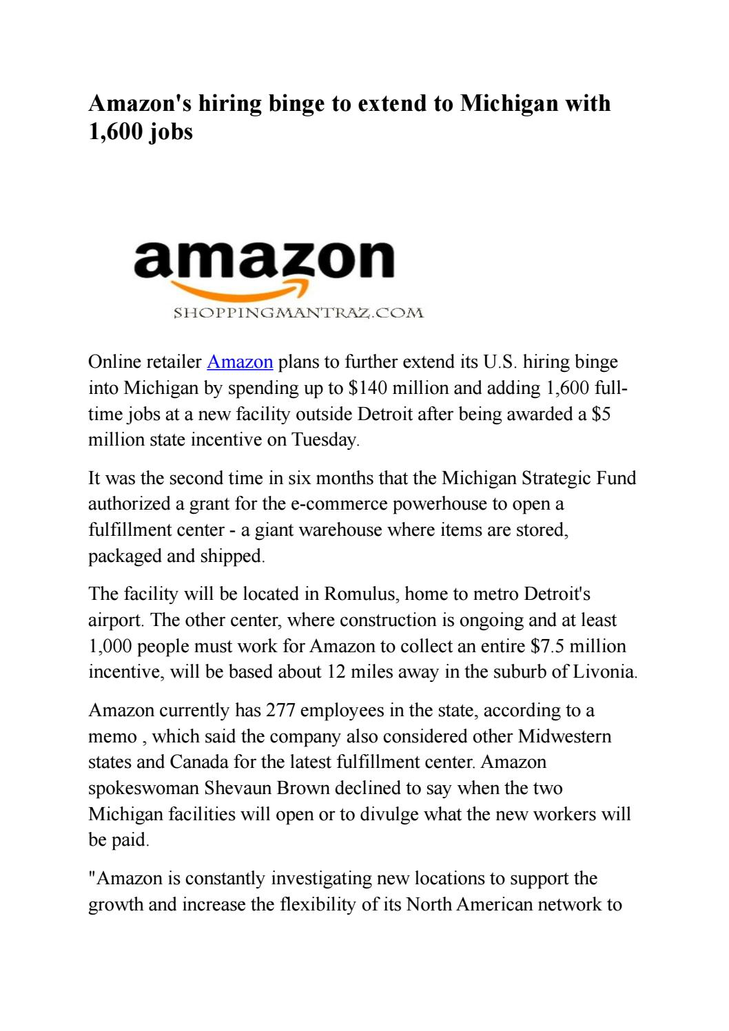 Amazon by Shoppingmantraz - issuu