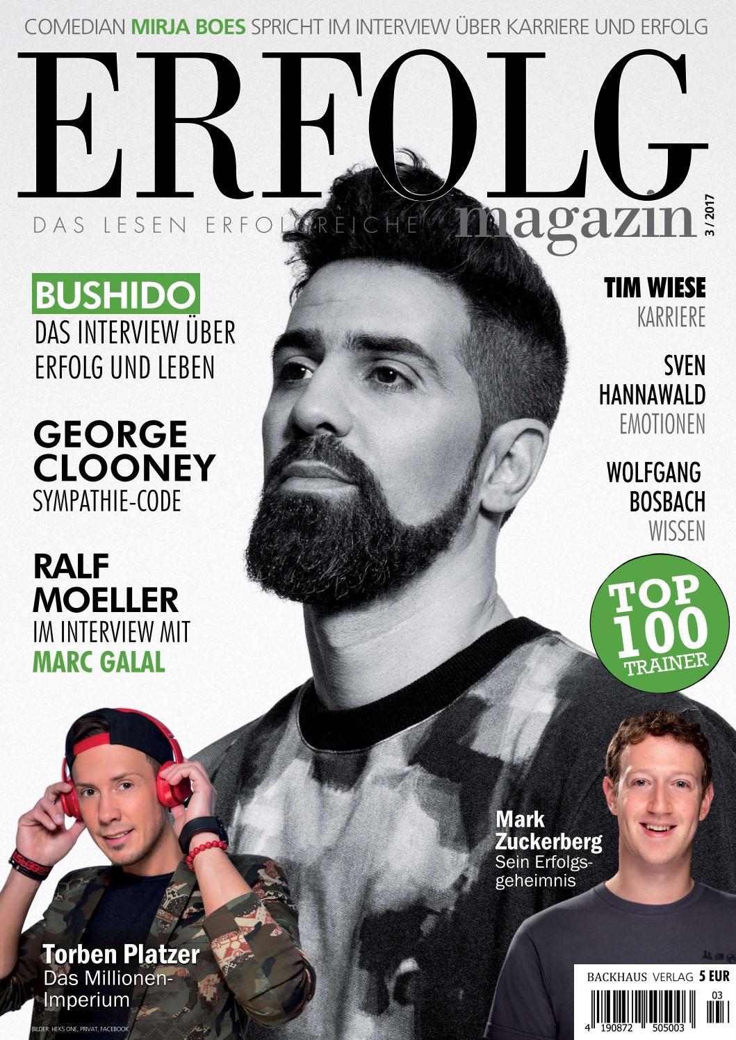 Erfolg Magazin, Ausgabe 3-2017 by ERFOLG Magazin - issuu