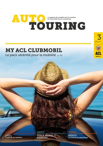 Autotouring - Janvier 2019 by ACL - issuu e59bf899555