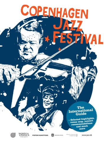 a92d0963e7c1 The International Guide to Copenhagen Jazz Festival 2017 by ...