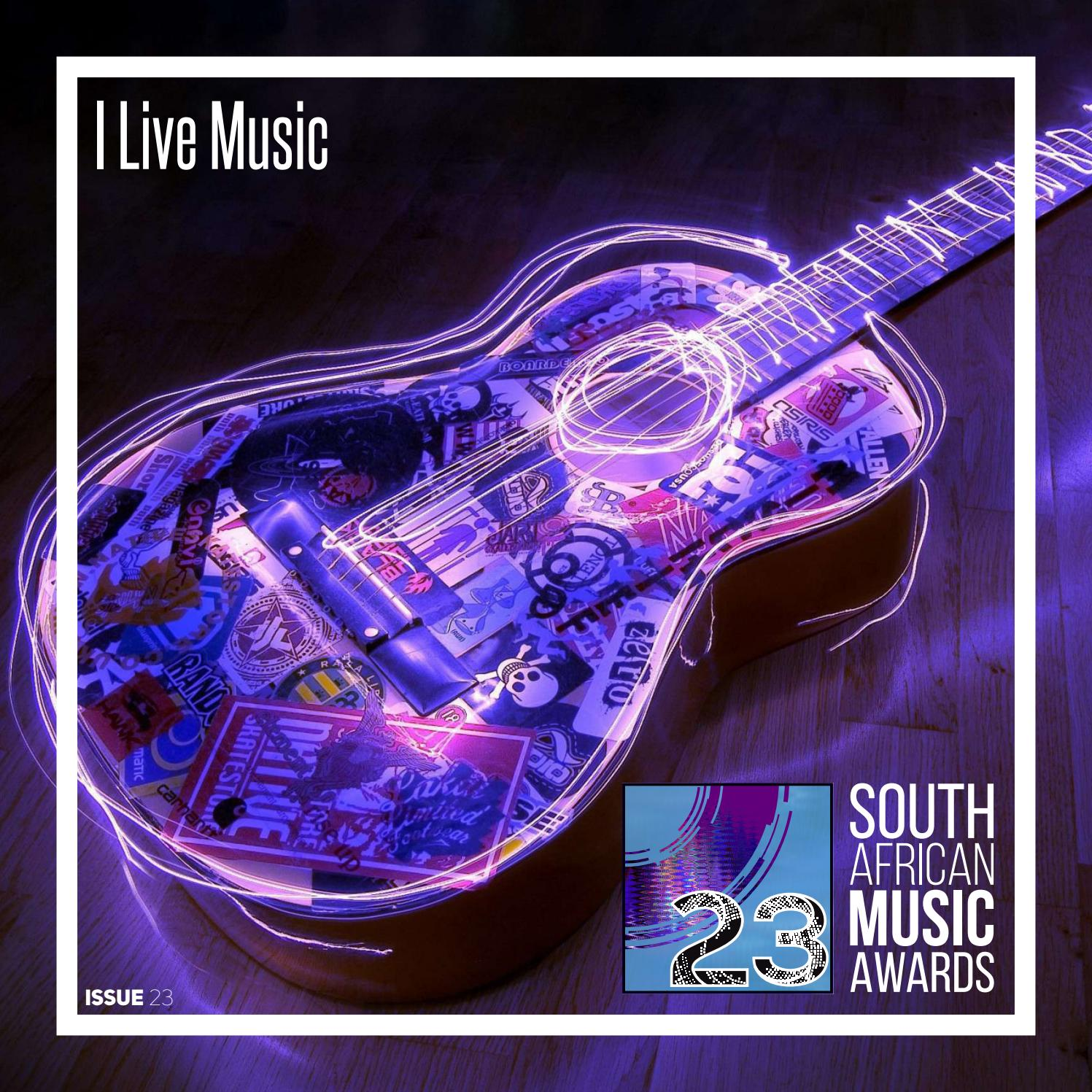 South African Music Awards 23 by 5th Republic Media Group
