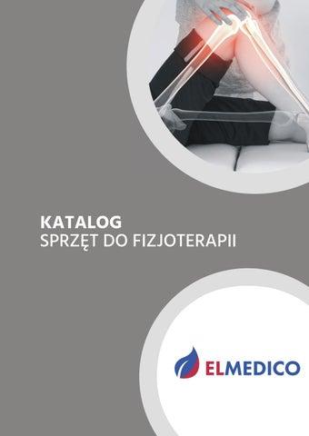 Elmedico Katalog Sprzęt Do Fizjoterapii By Elmedico Issuu