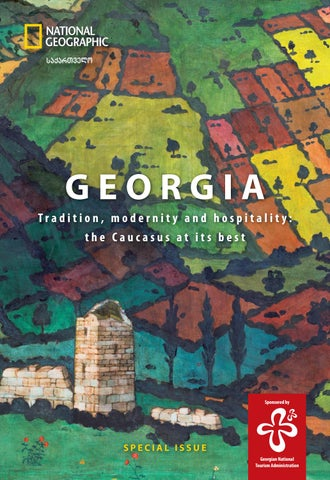 7d8714605f35 National Geographic Georgia - Caucasus as its best by National ...