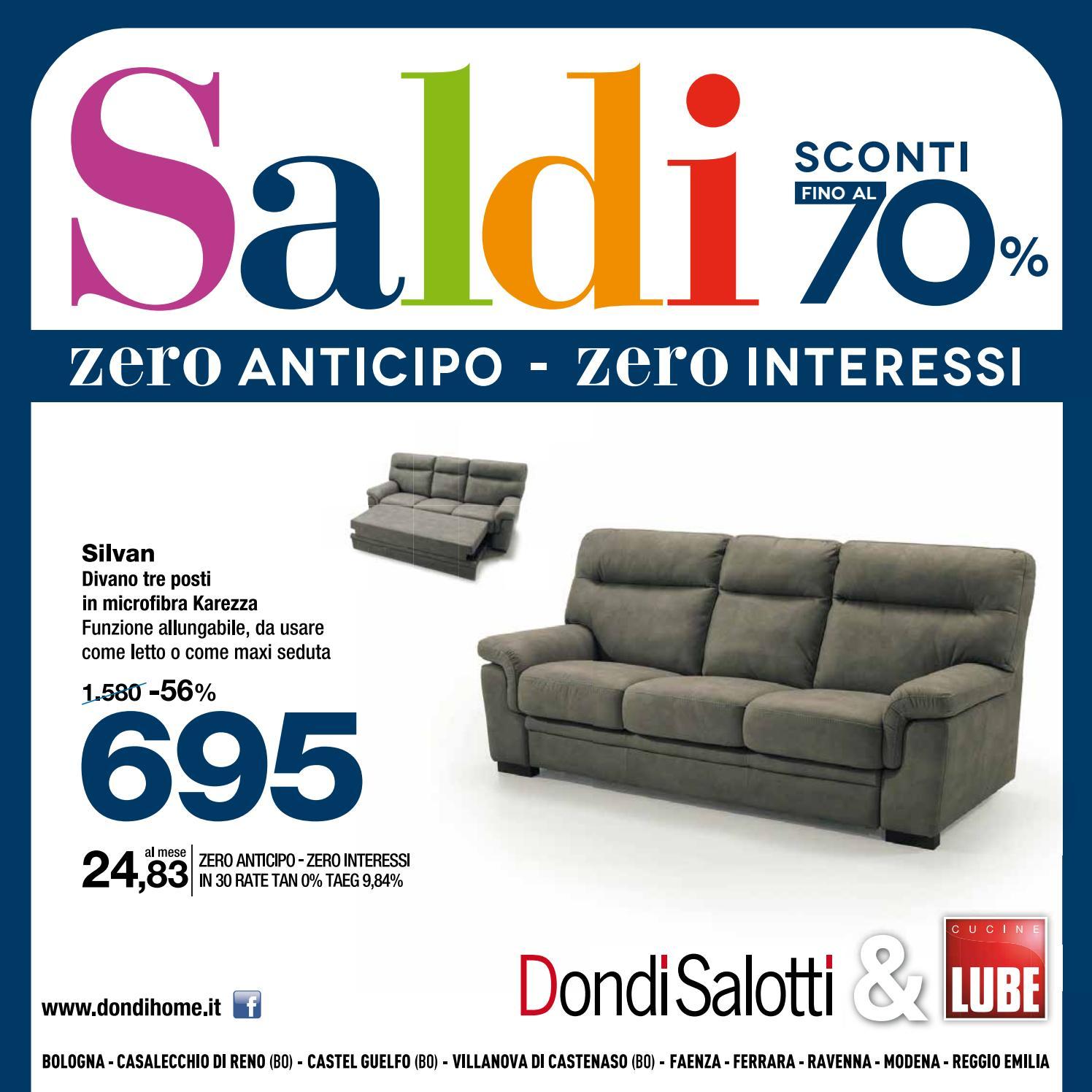 Dondi Salotti Natale 2017 by Michele Travagli - issuu
