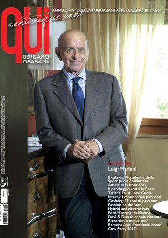 Qui Bergamo n.ro 243 by EDITA PERIODICI - issuu 8f79a5740603