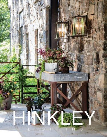 2018 Hinkley Full Line Catalog By Lighting Issuu