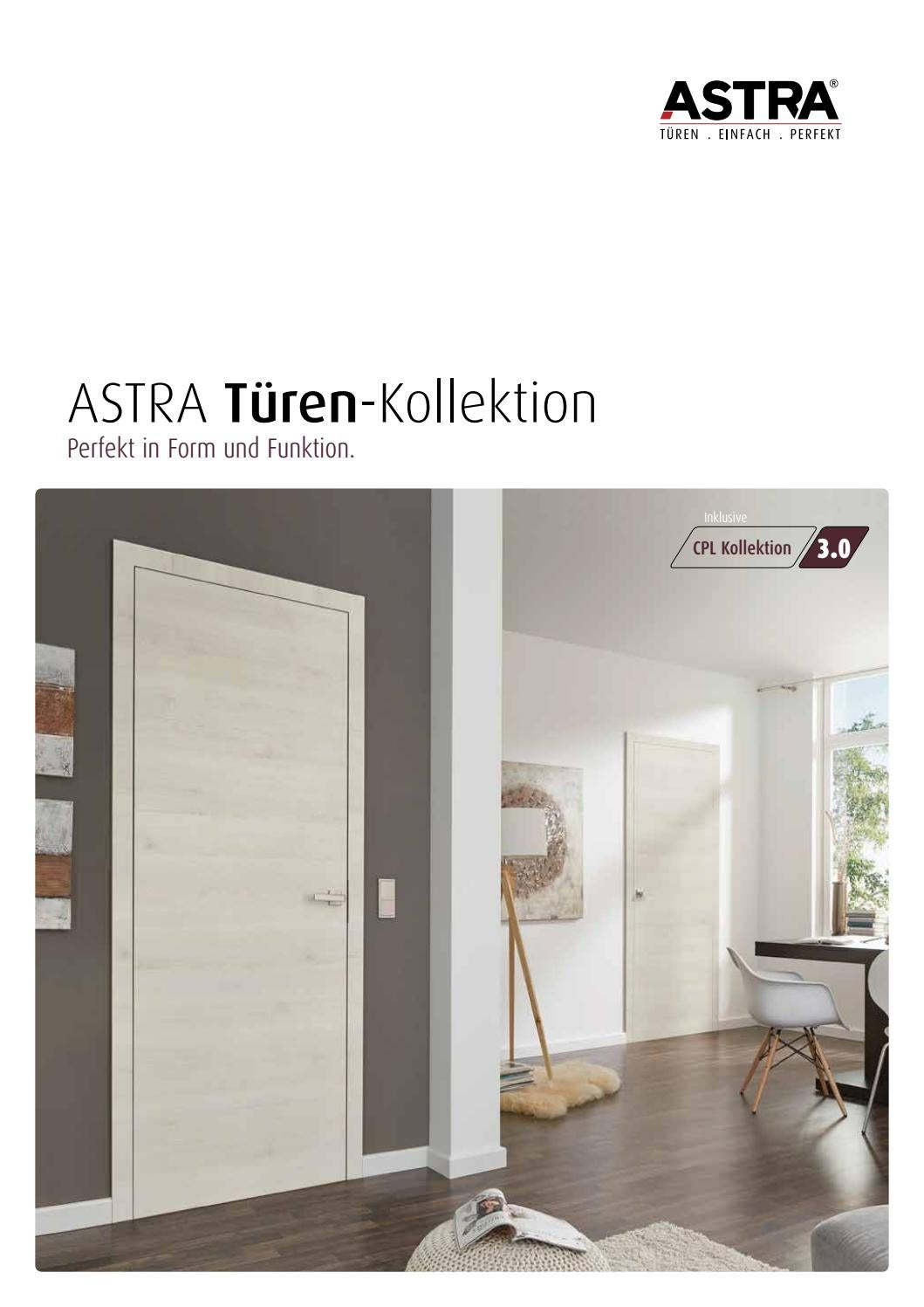 astra t ren kollektion by opus marketing gmbh issuu. Black Bedroom Furniture Sets. Home Design Ideas